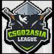 The CSGO2ASIA League